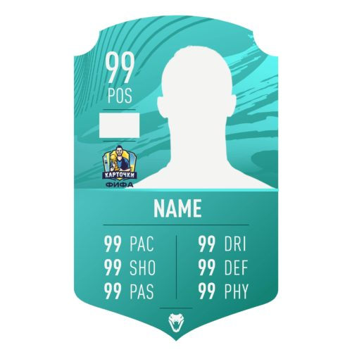 pro player fifa 21 card